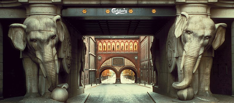 Carlsberg headquarters