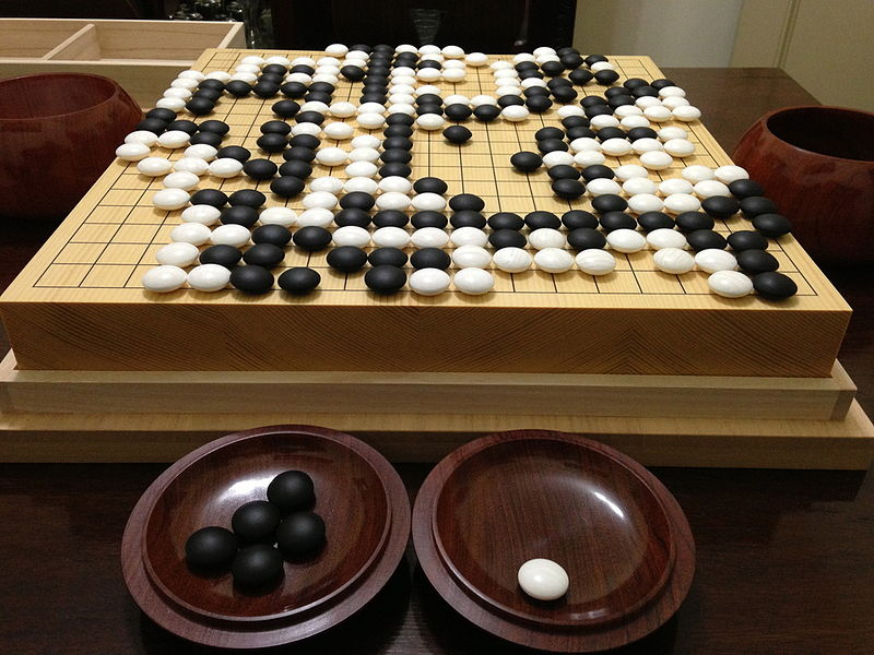 Figure 1: Game of Go