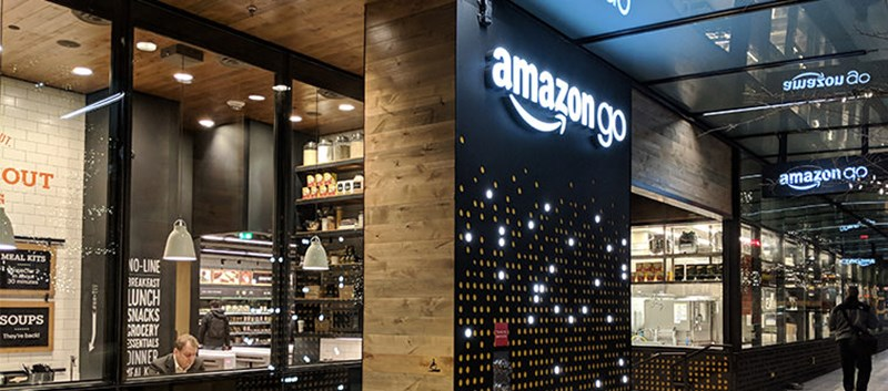Amazon is entering the grocery market in a number of ways