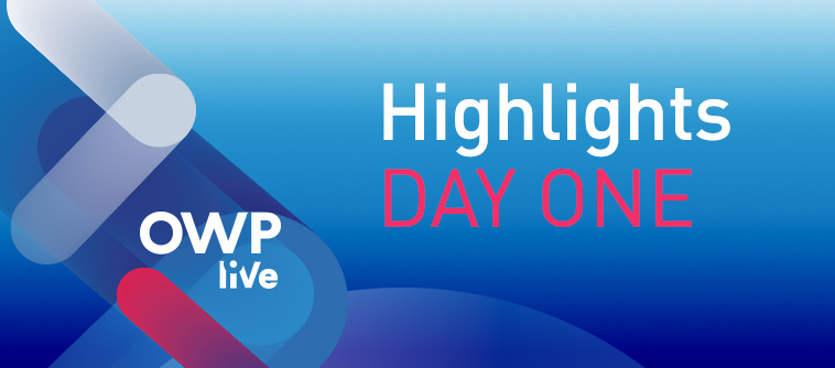 OWP liVe Day 1 highlights