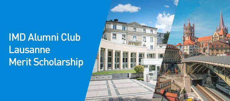 Imd Lausanne Alumni Club Creates New Mba Scholarship
