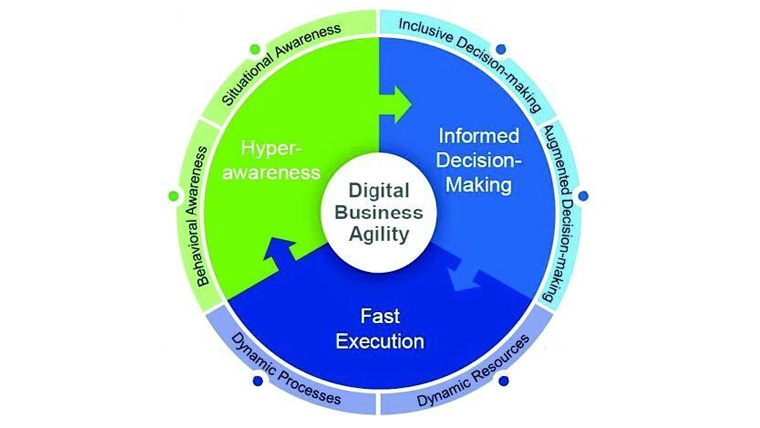 Digital Business Agility and Workforce Transformation