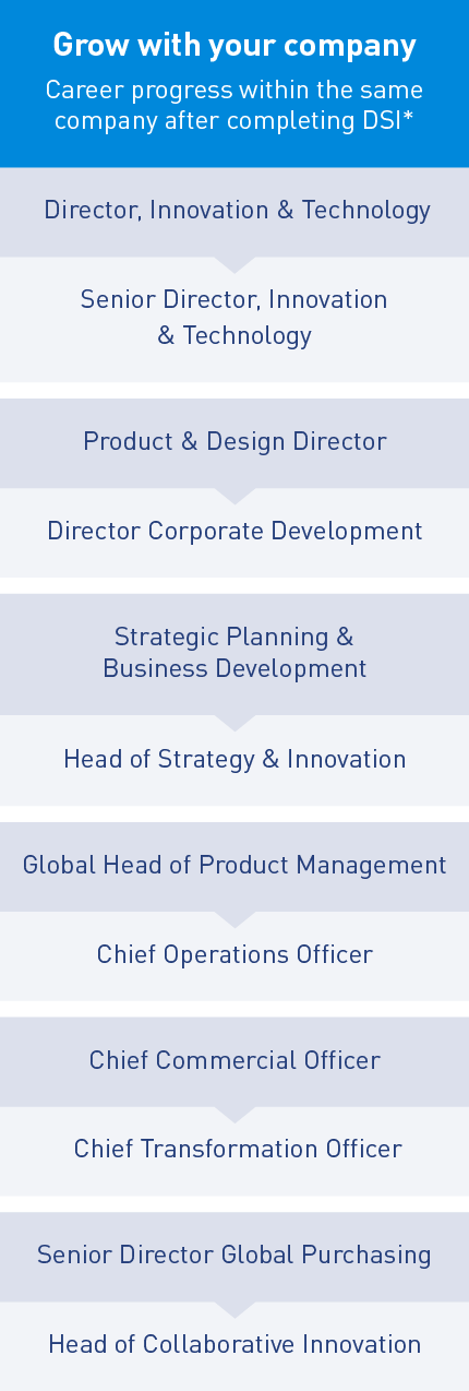 Driving strategic innovation_progression