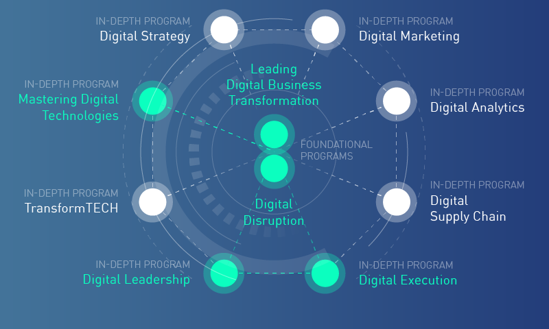 Digital Transformation Programs at IMD