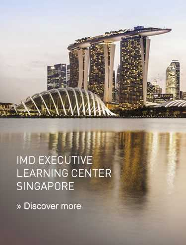 IMD Executive Learning Center Singapore