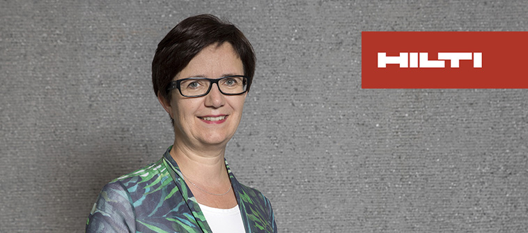 Hilti's IMD scholarship encourages more women MBAs to join construction.