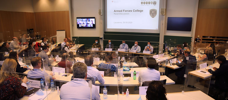 Army training for EMBA cohort to foster skills in crisis management