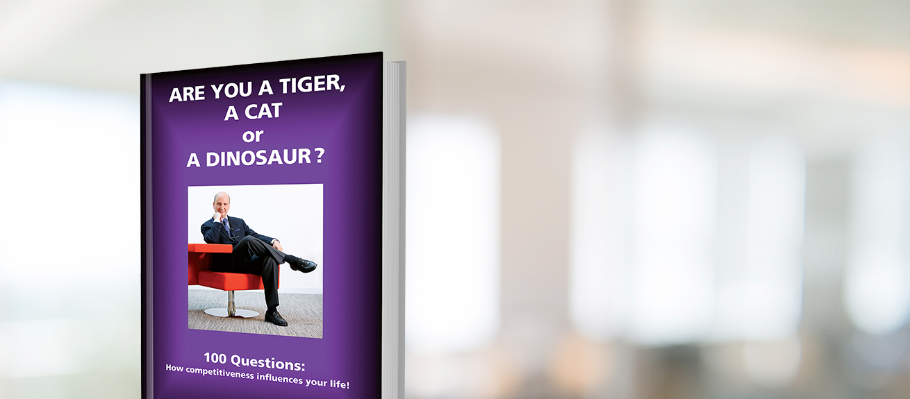 Are You a Tiger, a Cat or a Dinosaur?