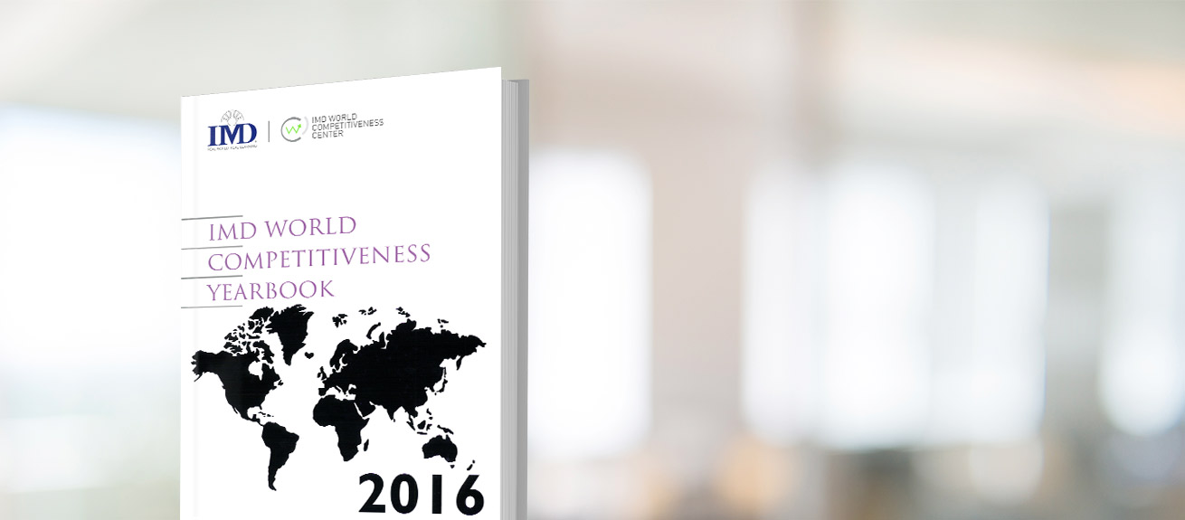 World Competitiveness Yearbook 2016