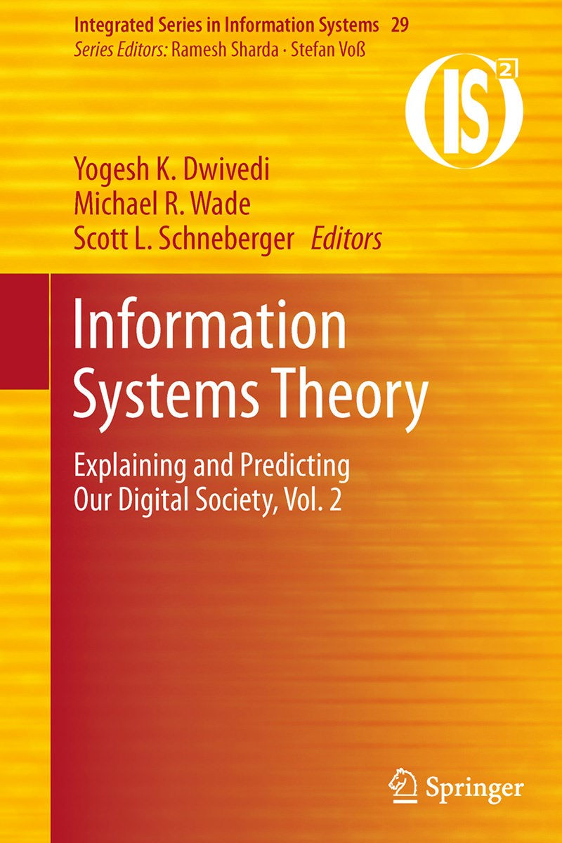 Information System Theory vol. 2