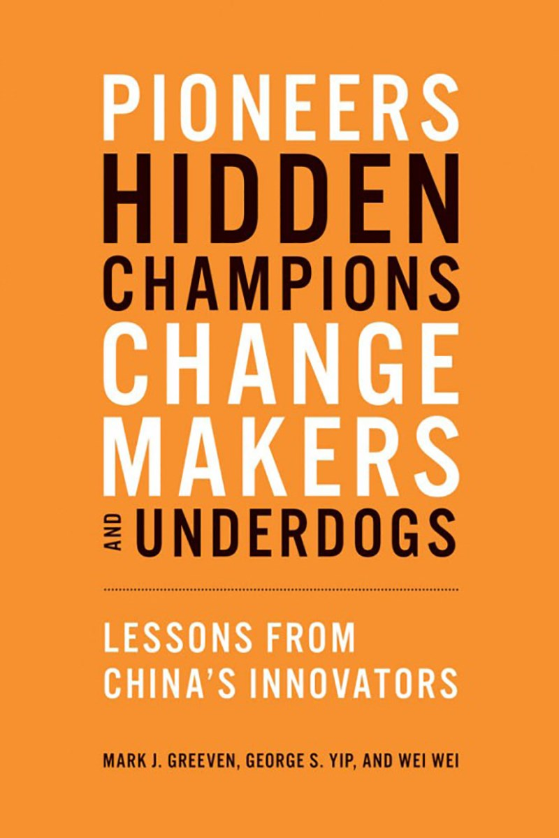 Pioneers, Hidden Champions, Changemakers, and Underdogs