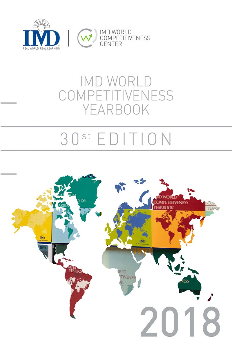 World Competitiveness Yearbook 2018