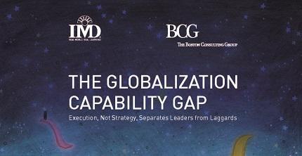 Globalization Capability Gap