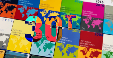 IMD World Competitiveness Yearbook: The 30th Edition